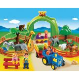 Playmobil Large Zoo 1.2.3.