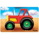 Tractor Tray Puzzle