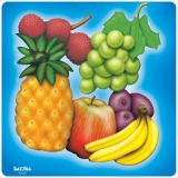 Fruit Tray Puzzle
