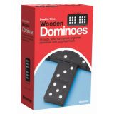 Double Nine Wooden Dominoes