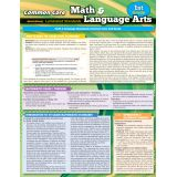 Common Core Math & Language Arts Standards, Grade 1