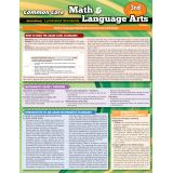 Common Core Math & Language Arts Standards, Grade 3