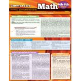 Common Core Math Laminated Standards, Grades 6-8