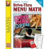 Drive-Thru Menu Math: Add & Subtract Money