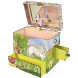 Horse Fairy Jewelry Box