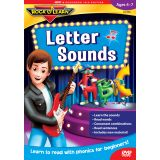 Rock 'N Learn® Letter Sounds DVD