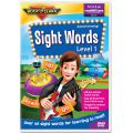 Rock 'N Learn® Sight Words DVD, Level 1
