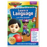 Rock 'N Learn® Learn a Language DVD, Let's Play Outside