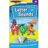 Rock 'N Learn® Letter Sounds CD & Book