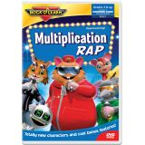 Rock 'N Learn® Multiplication Rap DVD