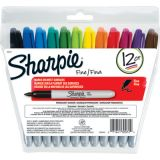 Sanford's Sharpie Fine Point Marker, Black