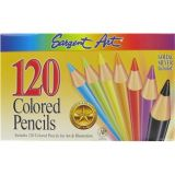 Sargent Art® Colored Pencils, 120 colors