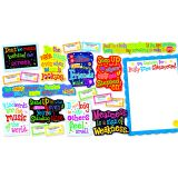Our Bully Free Classroom Bulletin Board Set