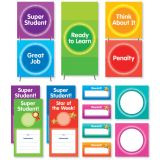 Tape It Up! Behavior Clip Chart Mini Bulletin Board Set