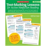 Text-Marking Lessons for Active Nonfiction Reading, Grades 2-3