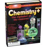 ScienceWiz™ Chemistry Plus Kit