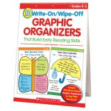 10 Write-On/Wipe-Off Graphic Organizers