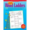 Daily Word Ladders, Grades 1-2, 176 pages
