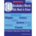 240 Vocabulary Words