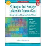 25 Complex Text Passages to Meet The Common Core, Grade 5