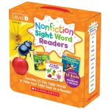 Nonfiction Sight Word Readers Parent Pack, Level D