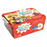 Nonfiction Sight Word Readers Classroom Tub, Level A