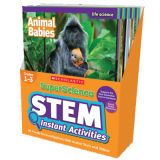 SuperScience® STEM Activity Pack, Grades K-2