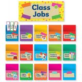 Color Your Classroom! Class Jobs Bulletin Board Set