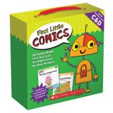 First Little Comics Parent Pack, Levels C & D