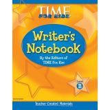 TIME For Kids® Writer's Notebook, Grades 3-4