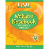 TIME For Kids® Writer's Notebook, Grades 5-6