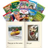 TIME For Kids® Grade 1, Set 1, 10-Book Set, English