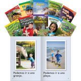 TIME For Kids® Grade 1, Set 3, 10-Book Set, Spanish