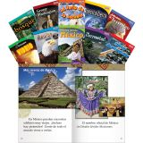 TIME For Kids® Grade 2, Set 1, 10-Book Set, Spanish