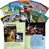 TIME For Kids® Grade 3, Set 2, 10-Book Set, Spanish