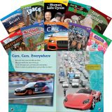 TIME For Kids® Grade 3, Set 3, 10-Book Set, English