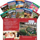 TIME For Kids® Grade 3, Set 3, 10-Book Set, Spanish