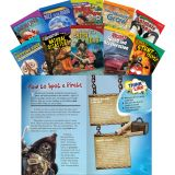 TIME For Kids® Grade 5, Set 1, 10-Book Set, English