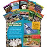TIME For Kids® Grade 4, Set 3, 10-Book Set, Spanish