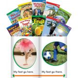 TIME For Kids® Grade K, Set 2, 10-Book Set