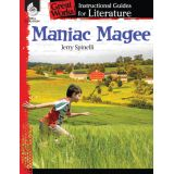 Great Works: Instructional Guides for Literature, Maniac Magee