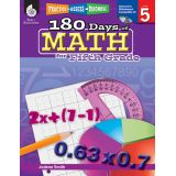 180 Days of Math, Grade 5