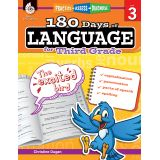 180 Days of Language, Grade 3