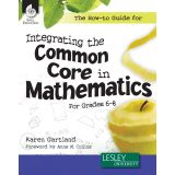 The How-to Guide for Integrating the Common Core, Mathematics, Grades 6-8
