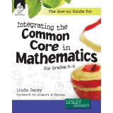 The How-to Guide for Integrating the Common Core, Mathematics, Grades K-5