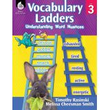 Vocabulary Ladders, Grade 3