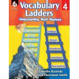 Vocabulary Ladders, Grade 4