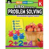 180 Days of Problem Solving, Grade K