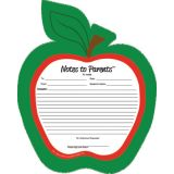 Notes to Parents™, Blank Apple Notepad