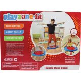 Playzone-Fit Double Maze Board